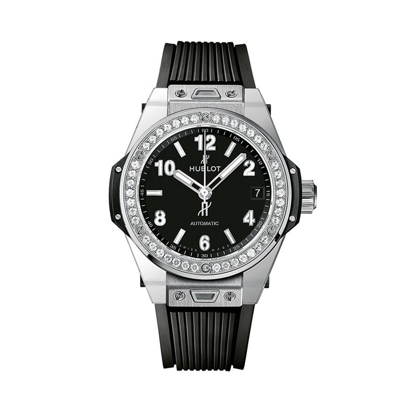 Hublot Big Bang One Click Steel Diamonds - Hublot - Webshop