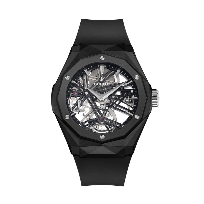505.CI.1170.RX.ORL19 | Hublot Classic Fusion Tourbillon 5-Day Power Reserve Orlinski Black Magic - Webshop