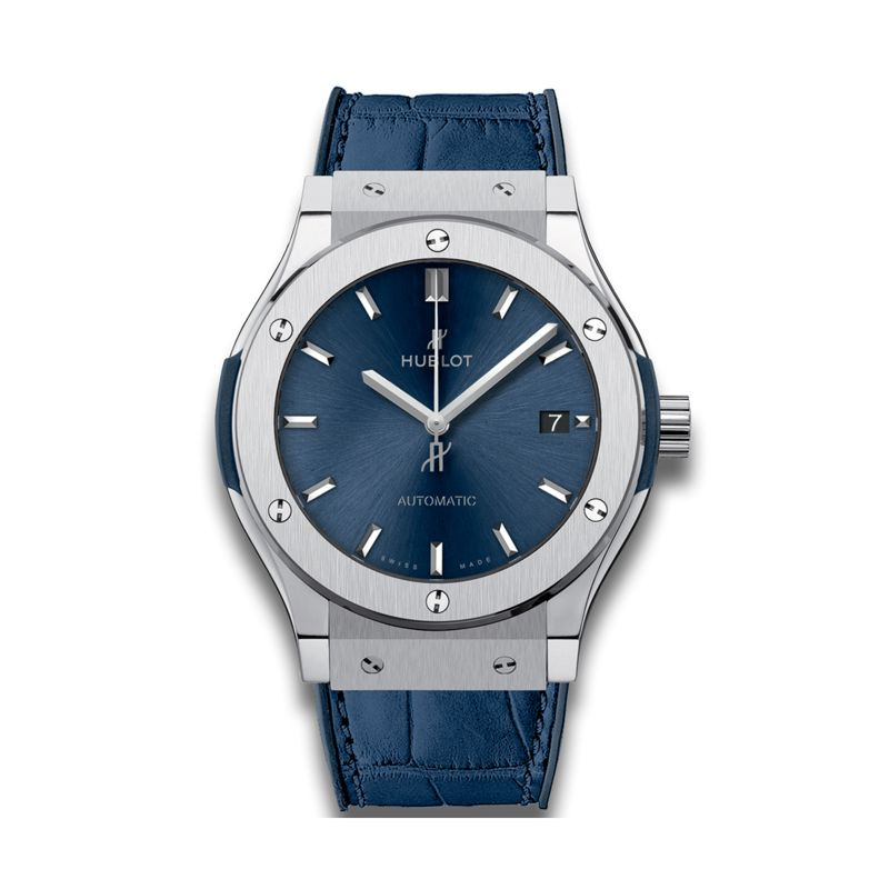 Hublot Classic Fusion Blue Titanium  - Hublot - Buy Watch