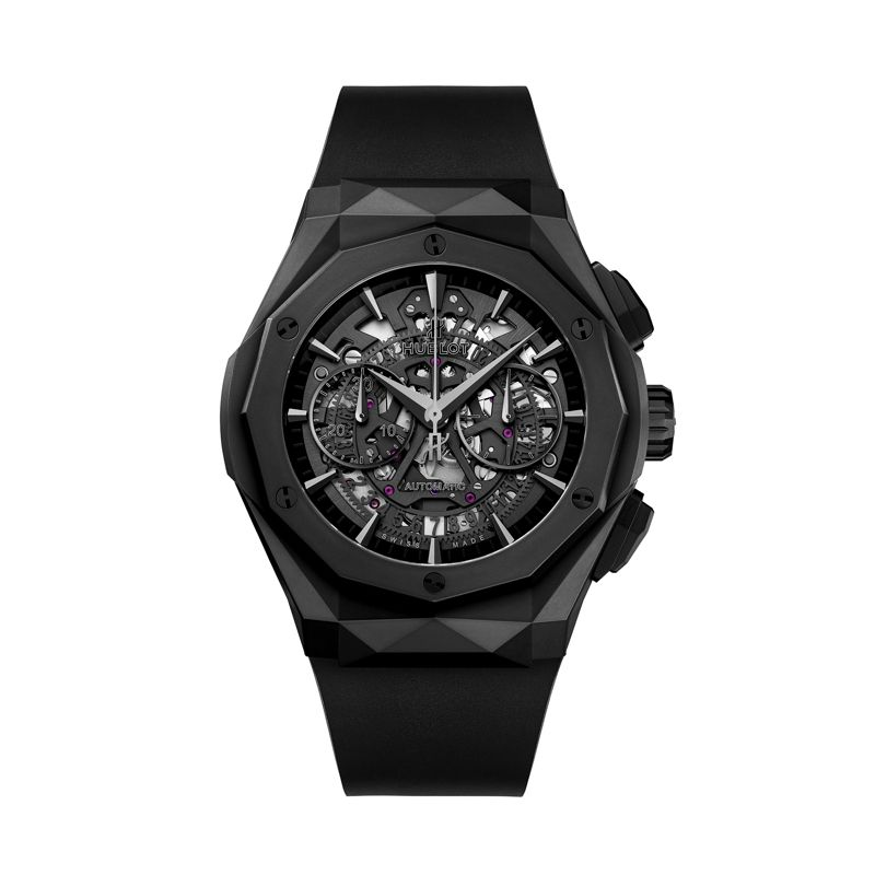 Hublot Classic Fusion Aerofusion Chronograph Orlinski All Black - Webshop