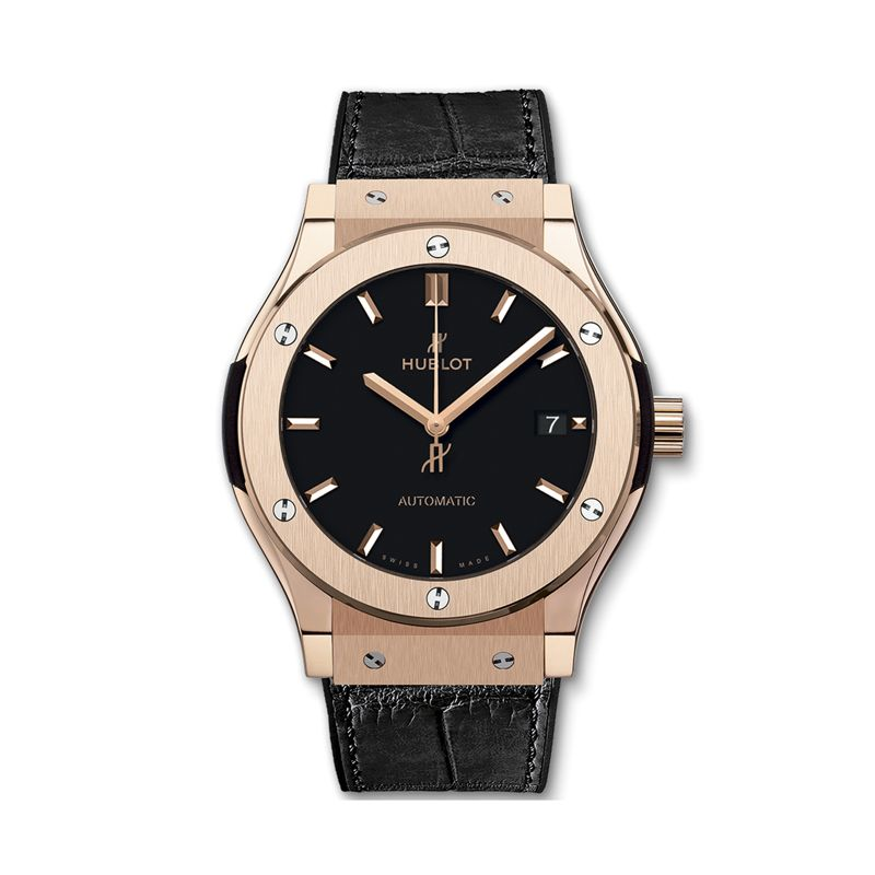 Hublot Classic Fusion King Gold - Hublot - Watches - Webshop