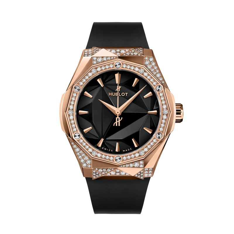 Hublot Classic Fusion Orlinski King Gold Alternative Pavé - Webshop