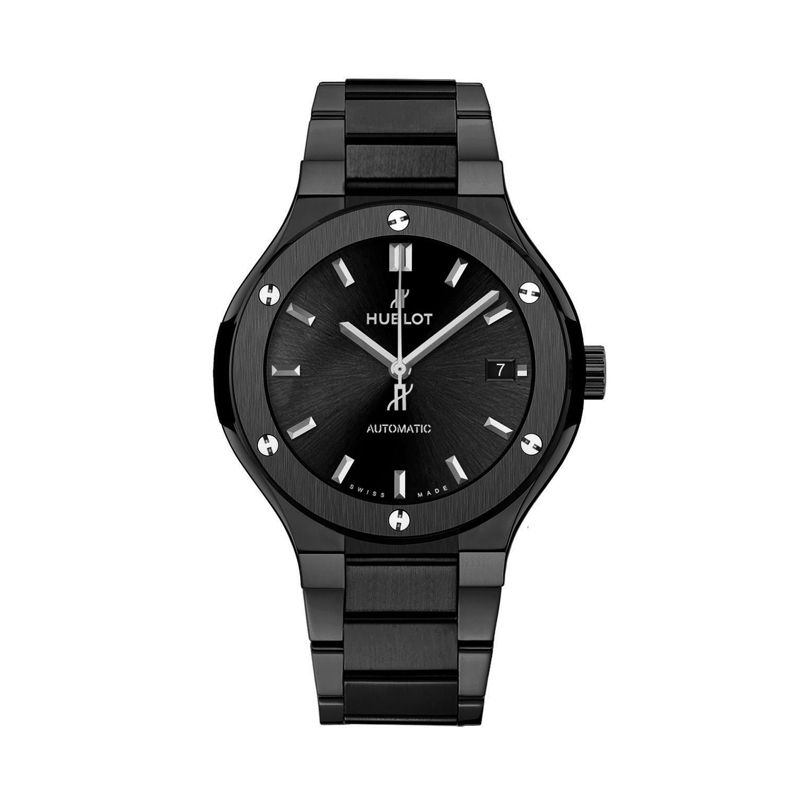 568.CM.1470.CM | Hublot Classic Fusion Black Magic Bracelet - Hublot - Webshop