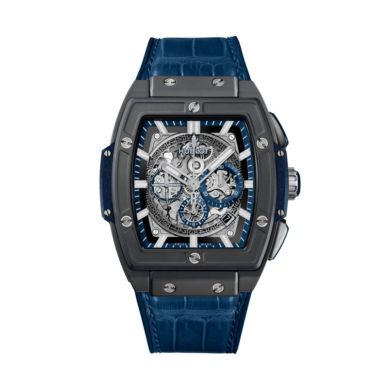 Hublot Spirit of Big Bang Ceramic Blue - Hublot - Webshop
