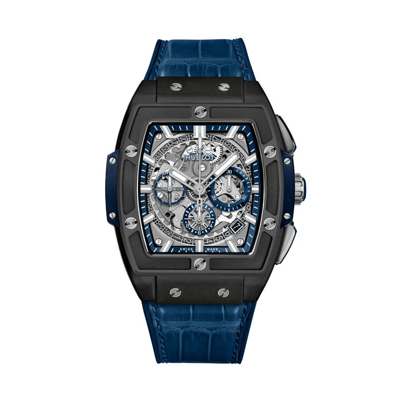 641.CI.7170.LR | Hublot Spirit of Big Bang Ceramic Blue - Hublot - Webshop