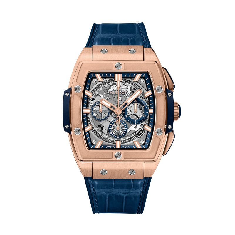 Hublot Spirit of Big Bang King Gold Blue