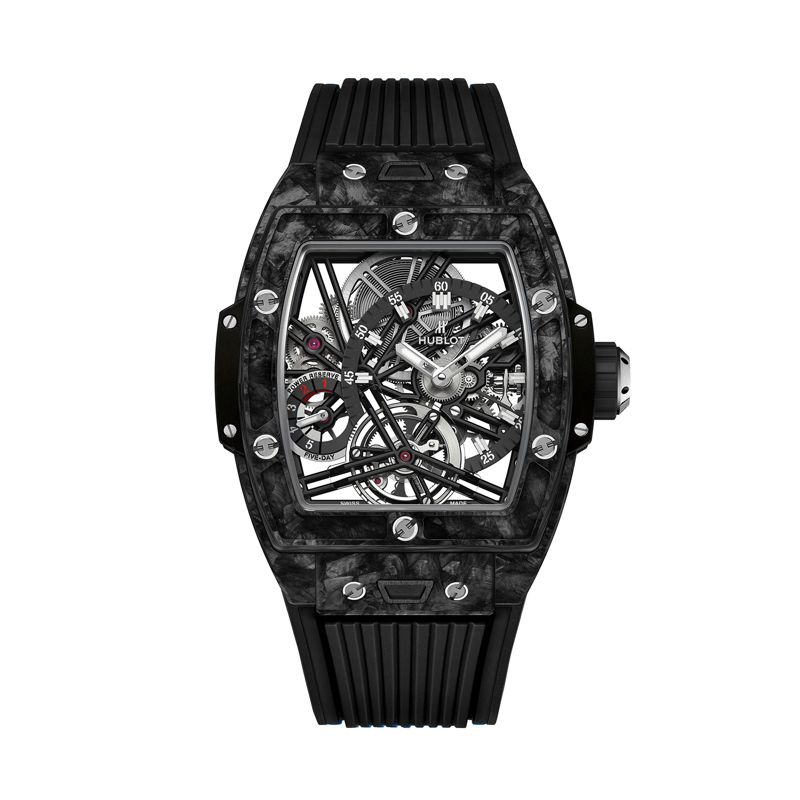 Hublot Spirit of Big Bang Tourbillon Carbon Black - Webshop