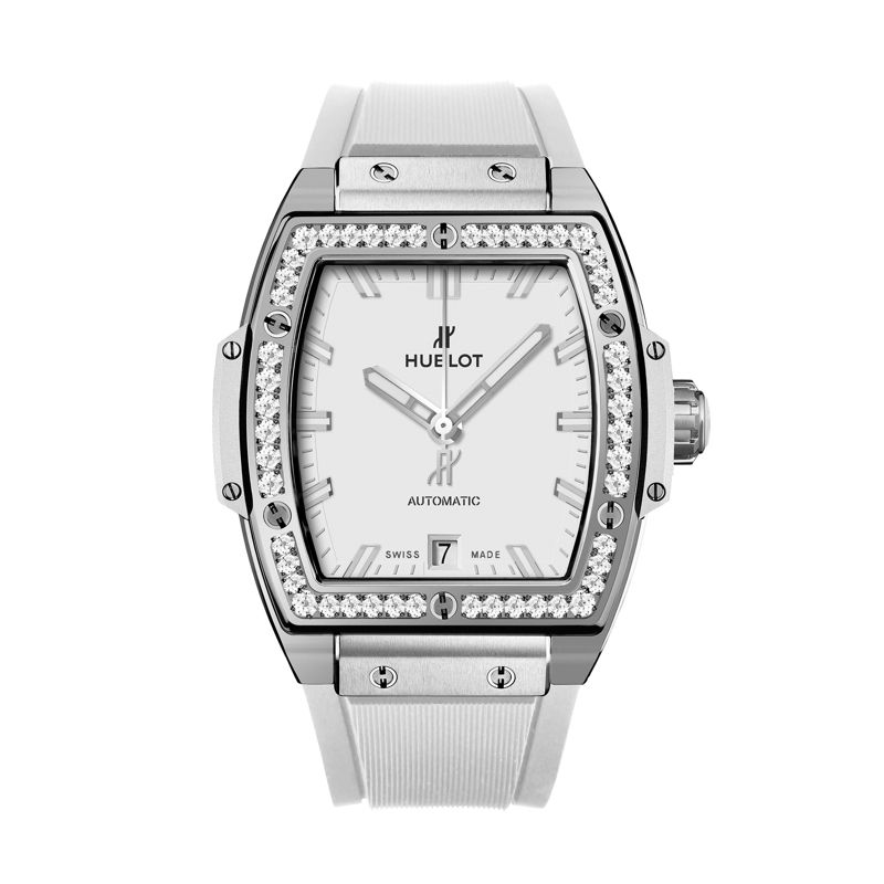 Hublot Spirit of Big Bang Titanium White Diamonds - Webshop