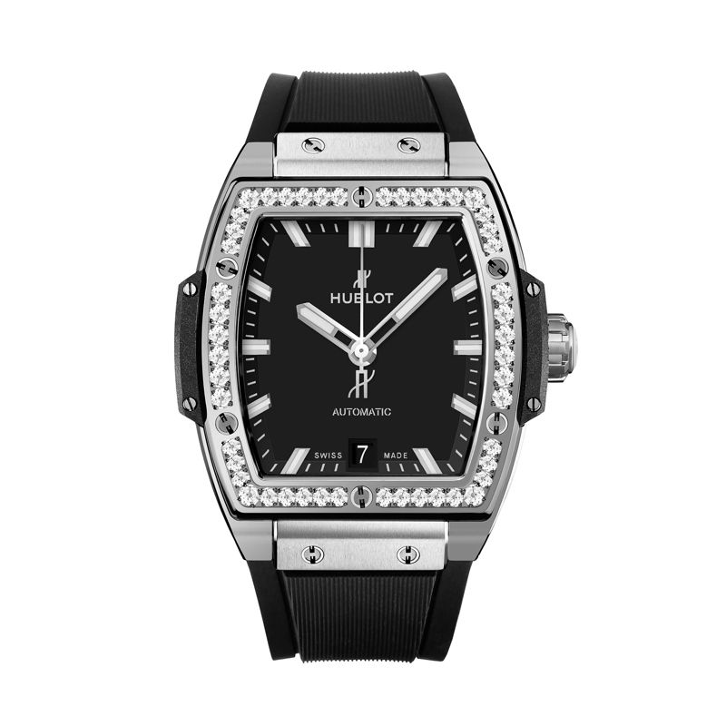 Hublot Spirit of Big Bang Titanium Diamonds - Hublot - Webshop