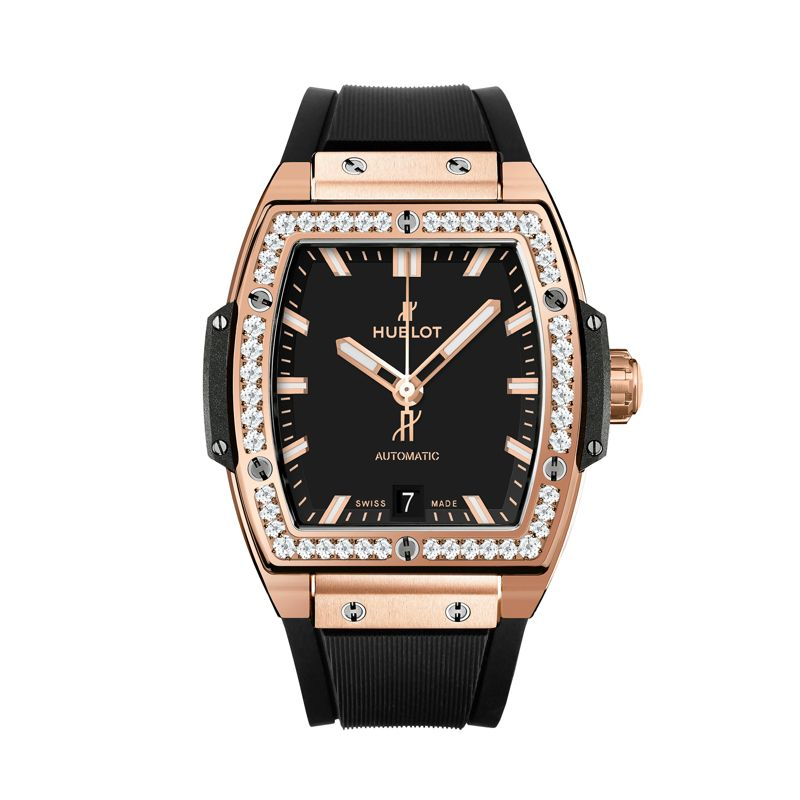 Hublot Spirit of Big Bang King Gold Diamonds - Hublot - Webshop