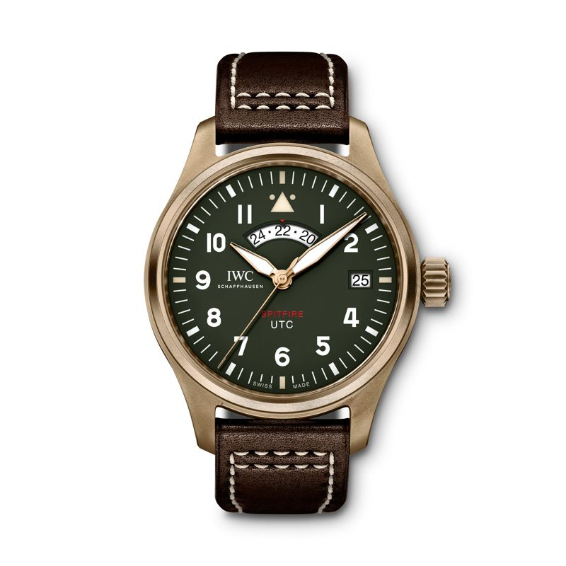 IW327101 | IWC Pilot's Watch UTC Spitfire Edition 'MJ271' - IWC - Webshop