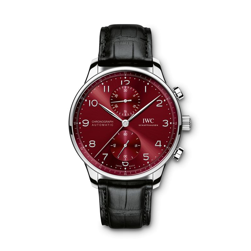 IW371616 | Buy IWC Portugieser Chronograph - IWC - Watches