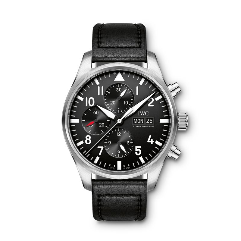 IWC Pilot's Watch Chronograph - IWC - Watches - Webshop