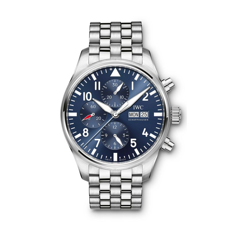 IW377717 | IWC Pilot's Watch Chronograph Edition Le Petit Prince - Webshop