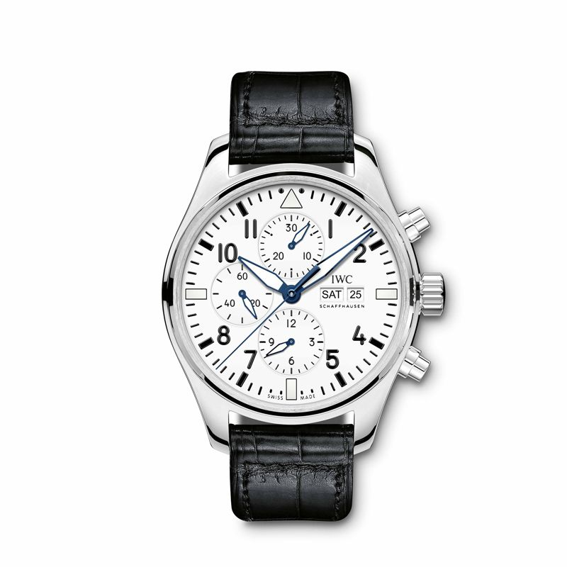 IWC Pilot's Watch Chronograph Edition