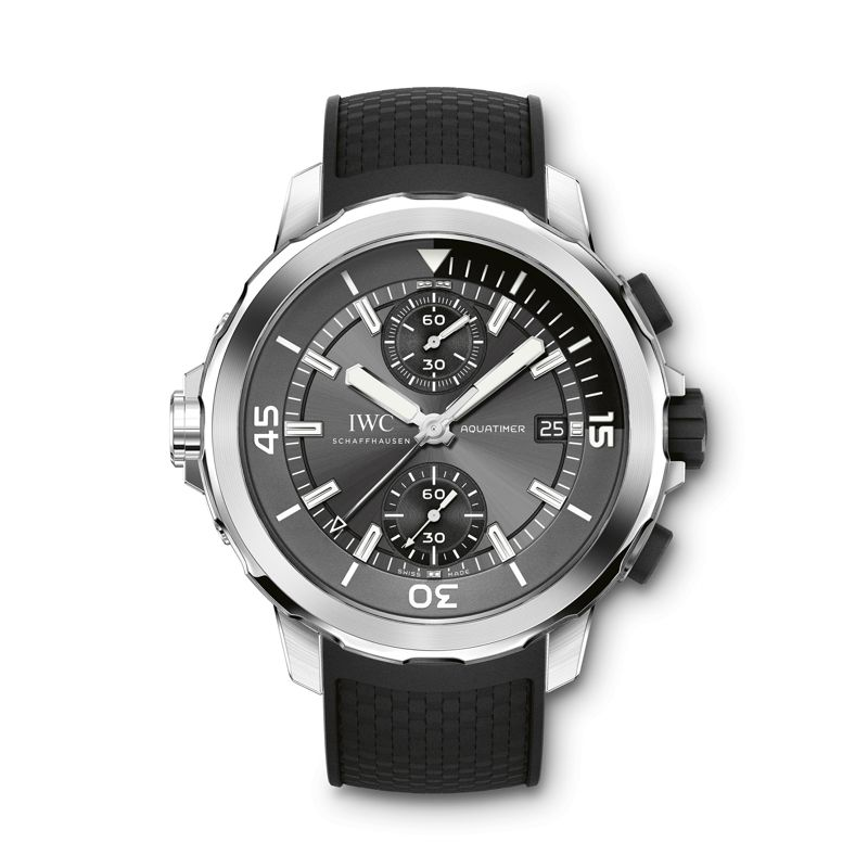 IWC Aquatimer Chronograph Edition