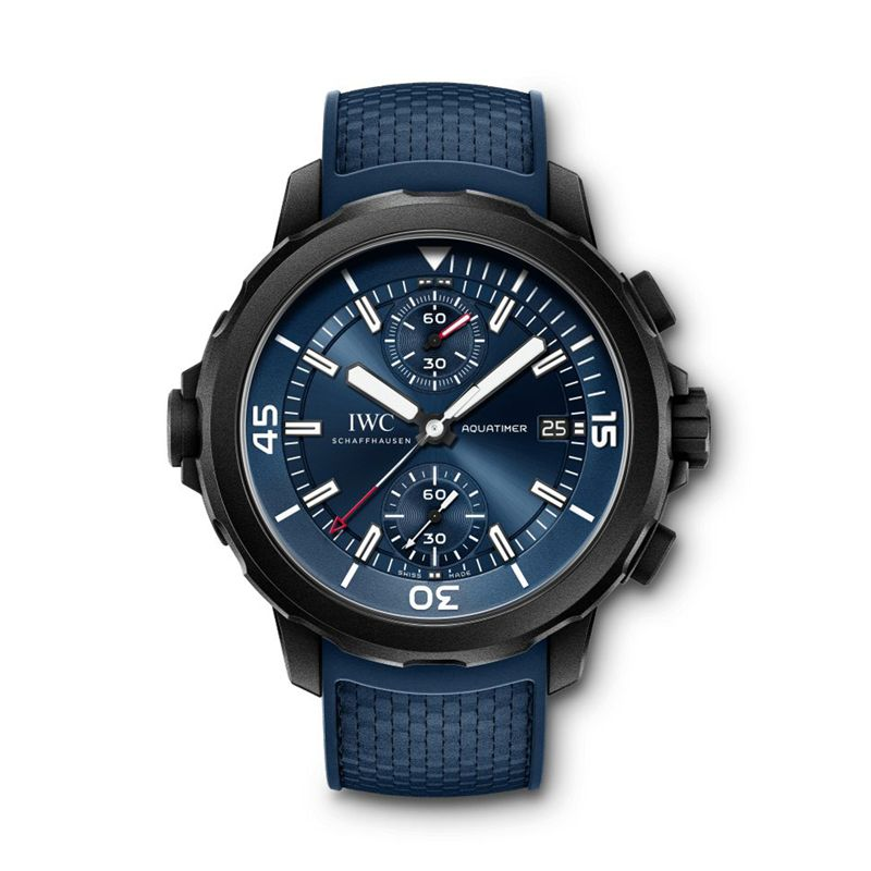 IW379507 | IWC Aquatimer Chronograph Edition Laureus Sport For Good - Webshop