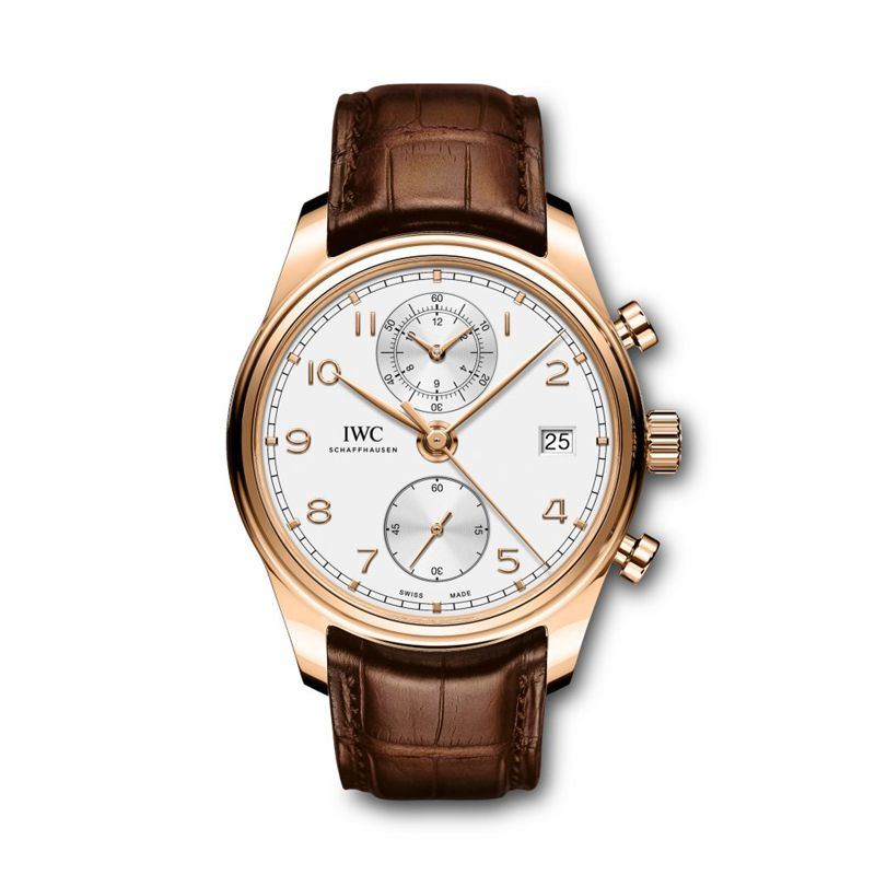 IWC Portugieser Chronograph Classic - IWC - Watches - Webshop