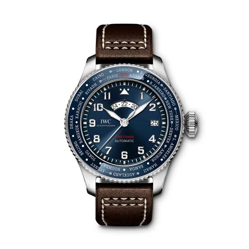 IW395503 | IWC Pilot's Watch Timezoner Edition