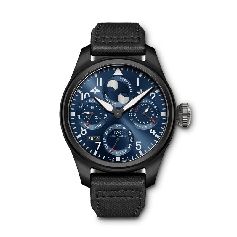 IW503001 | IWC Big Pilot's Watch Perpetual Calendar Edition Rodeo Drive - Webshop