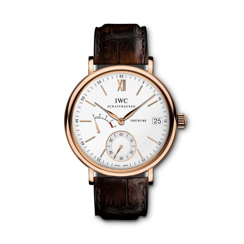 IWC Portofino Hand-Wound Eight Days - IWC - Watches - IW510107