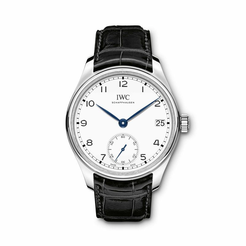 IWC Portugieser Hand-Wound Eight Days Edition