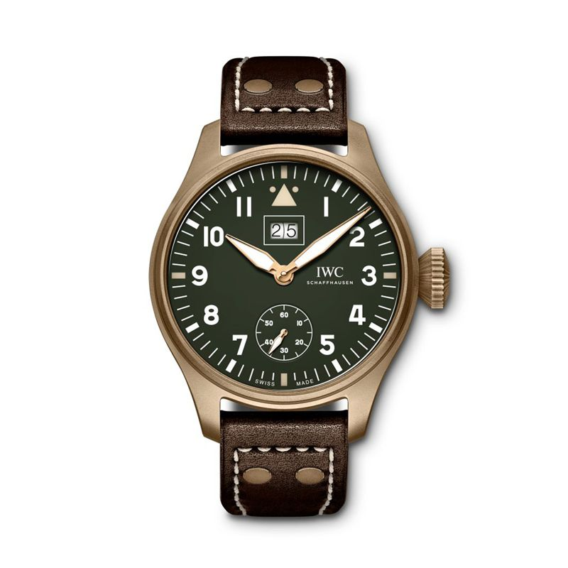 IWC Big Pilot's Watch Big Date Spitfire Edition