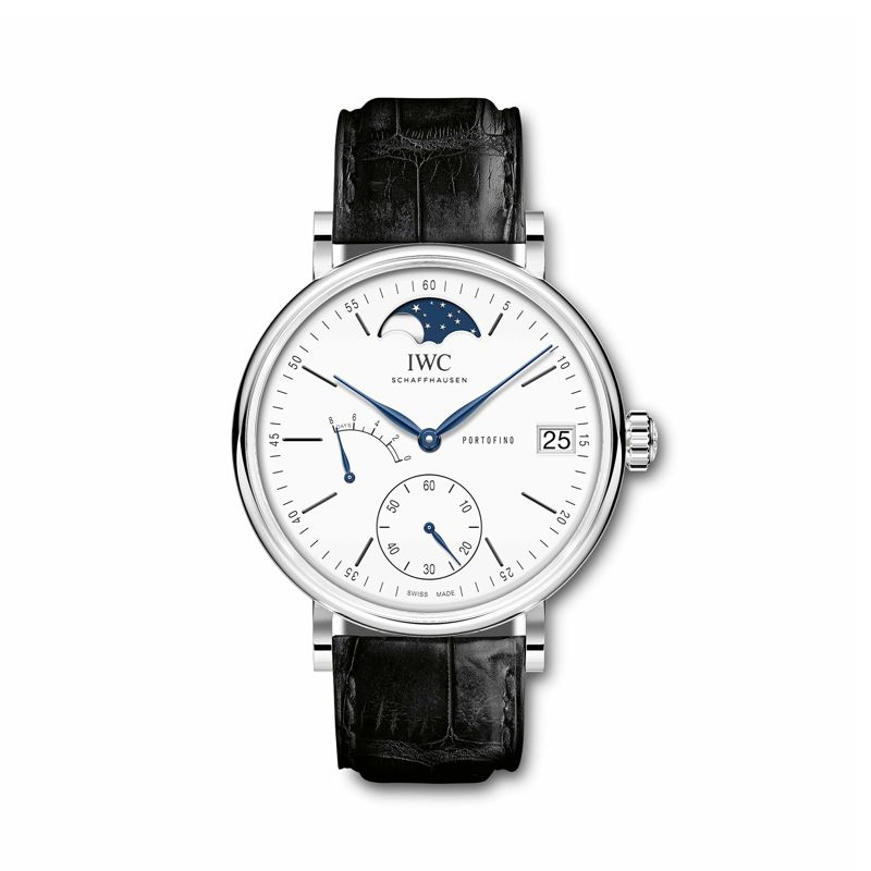 IWC Portofino Hand-Wound Moon Phase Edition