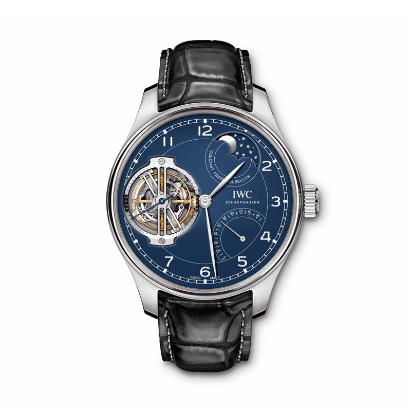 IWC Portugieser Constant-Force Tourbillon Edition