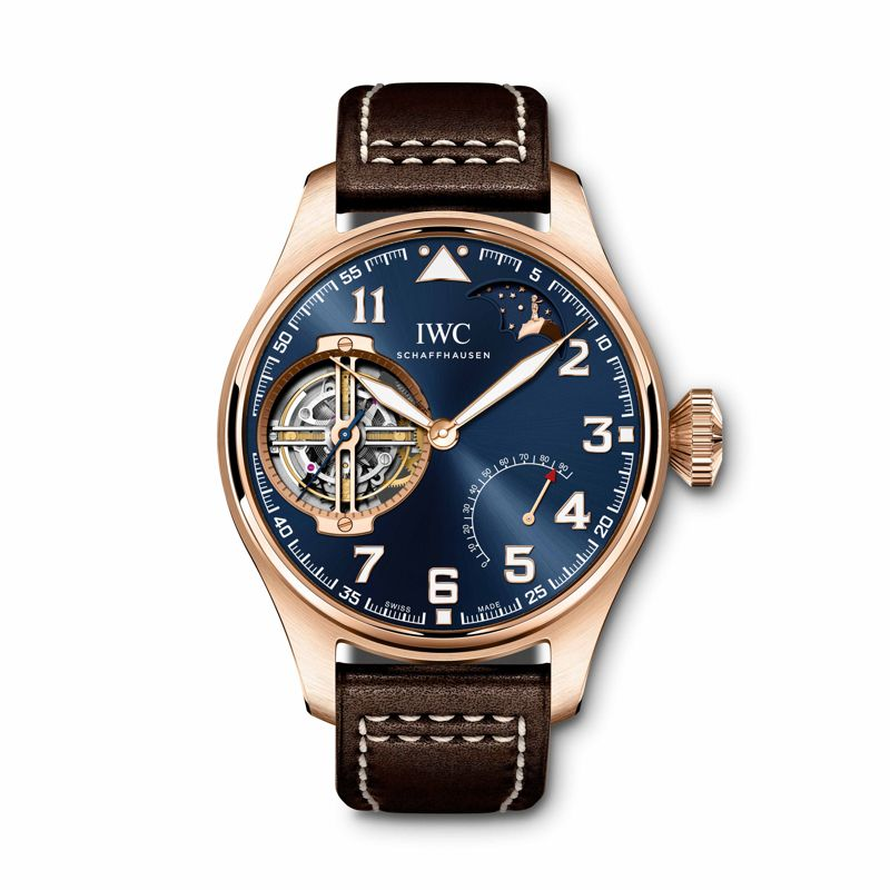 IW590303 | IWC Big Pilot's Watch Constant-Force Tourbillon Edition