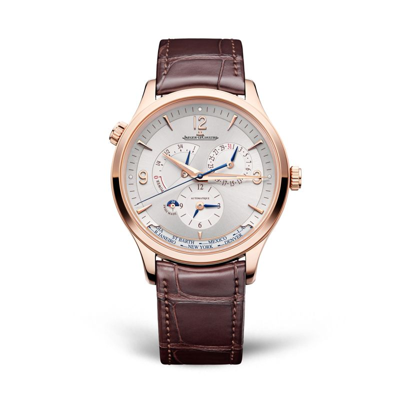 Jaeger-LeCoultre Master Control Geographic - Watches - Webshop