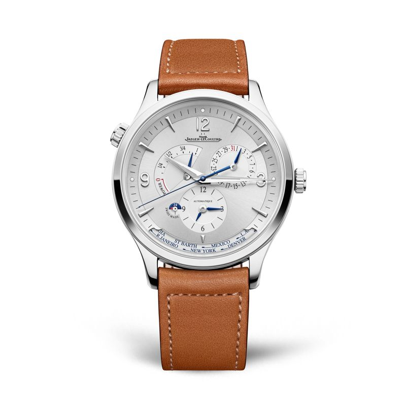 Jaeger-LeCoultre Master Control Calendar -Watches - Webshop