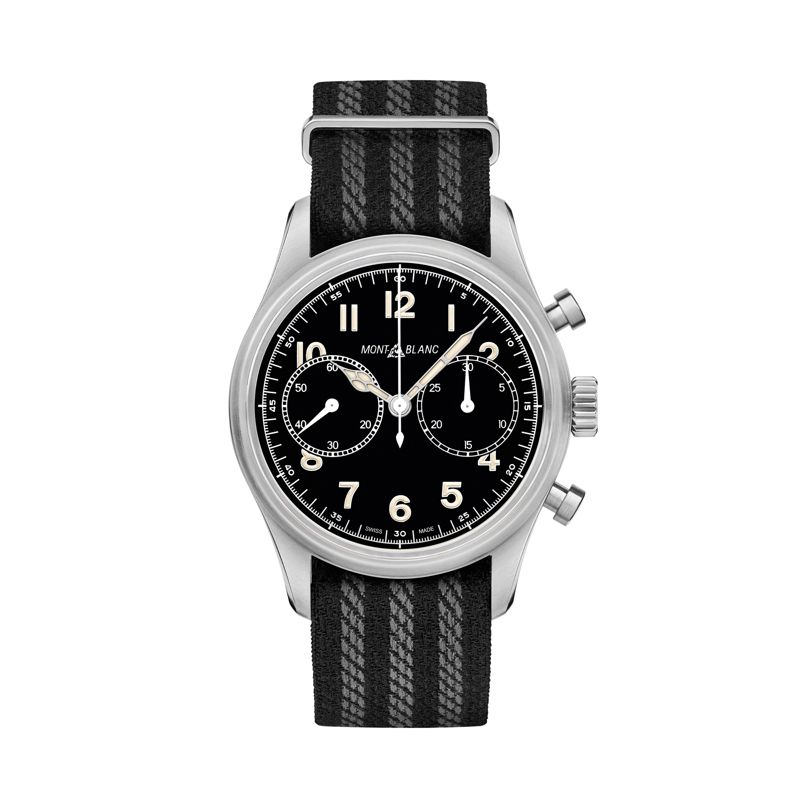 117835 | Montblanc 1858 Automatic Chronograph - Watches - Webshop