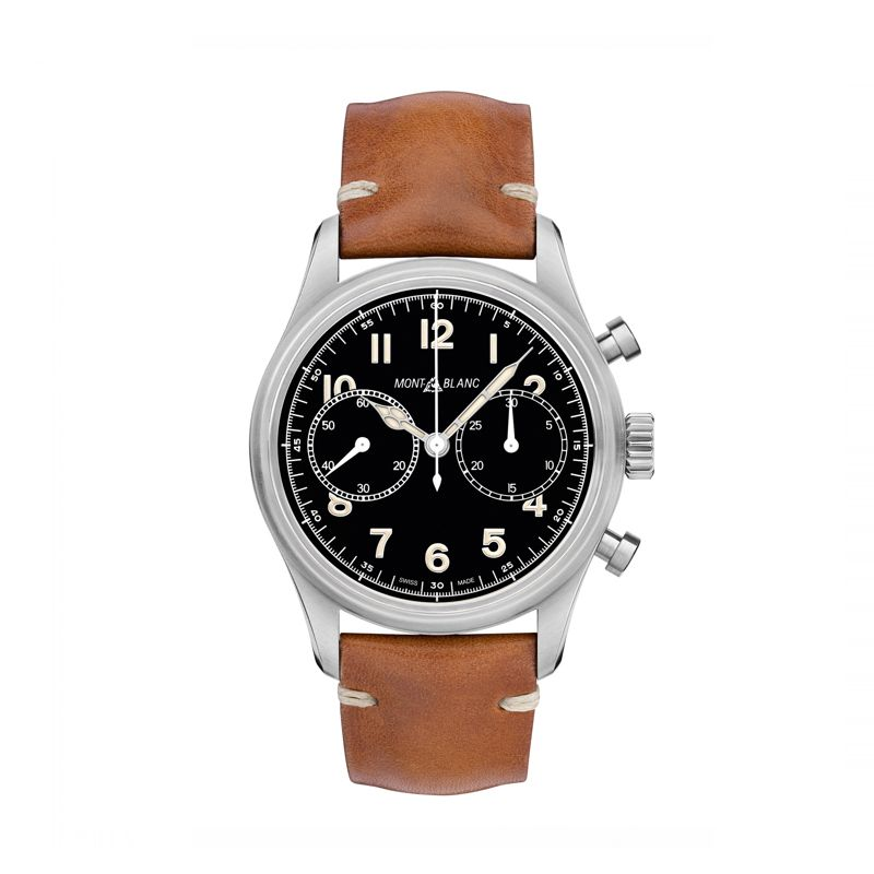 117836 | Montblanc 1858 Automatic Chronograph - Watches - Webshop