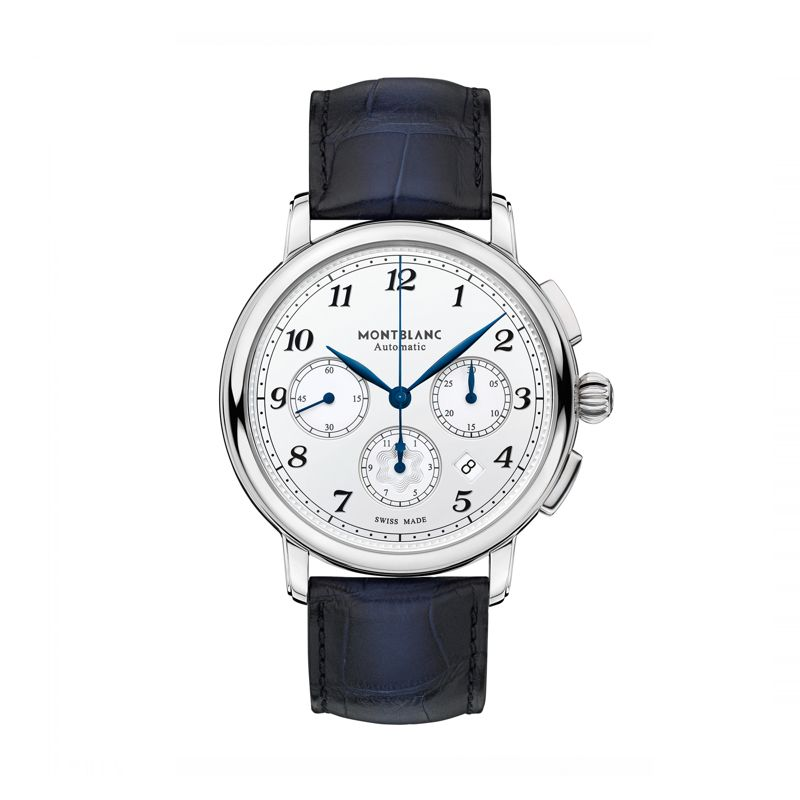 118514 | Montblanc Star Legacy Automatic Chronograph - Watches - Webshop