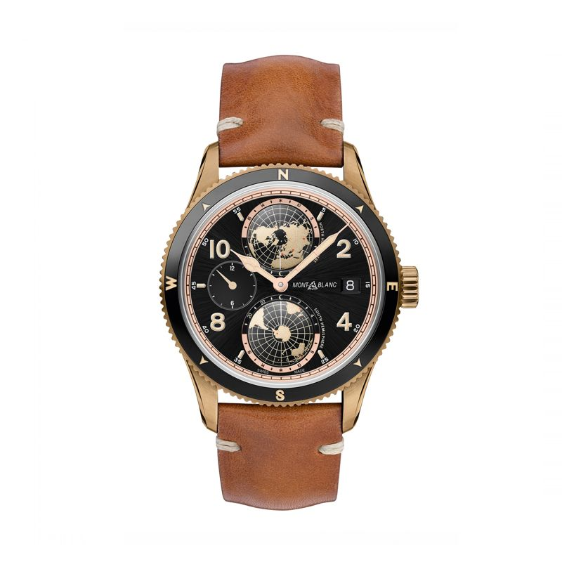 119347 | Montblanc 1858 Geosphere Limited Edition - Watches - Webshop