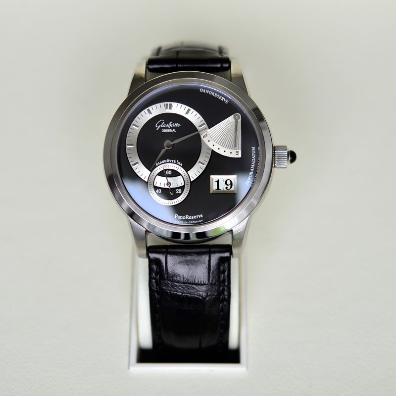 65-01-03-03-04 | Glashütte Original Panoreserve Ltd. Platina - Webshop
