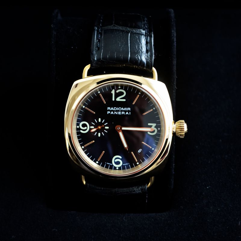PAM 00103 | Panerai Radiomir Ltd 300 pieces - Past New Time - Webshop