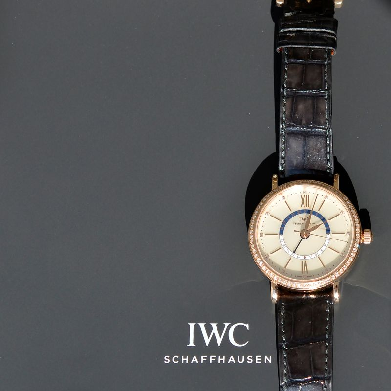 IW459102 | IWC Portofino 37 Day&Night - Past New Time - Webshop