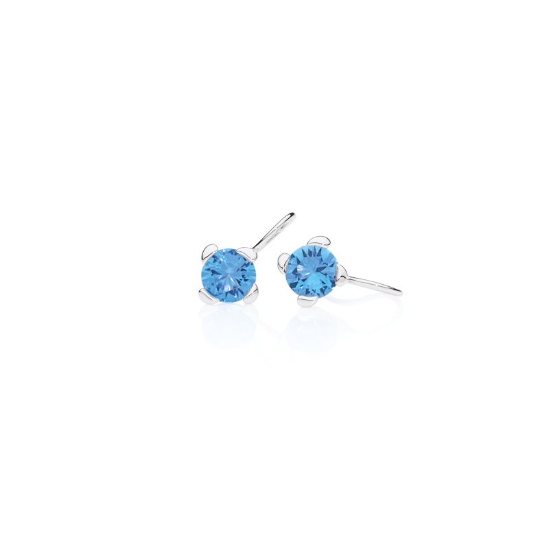 E-Dr-TCH-SwTo-WG | Tamara Comolli Drop Touch earrings Swiss Topaz - Webshop