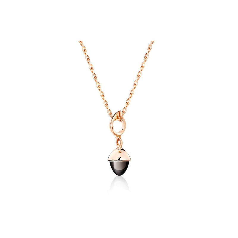 Tamara Comolli Mikado Flamenco Smoky Quartz - Pendants - Webshop