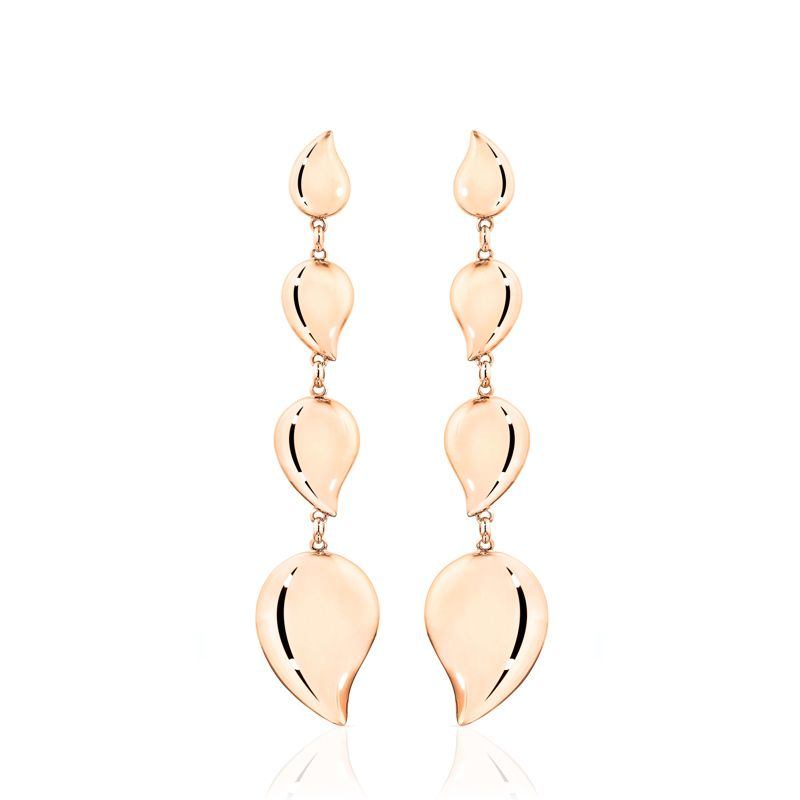 E-Sig-Wave-4drop-RG | Tamara Comolli Signature Wave earrings