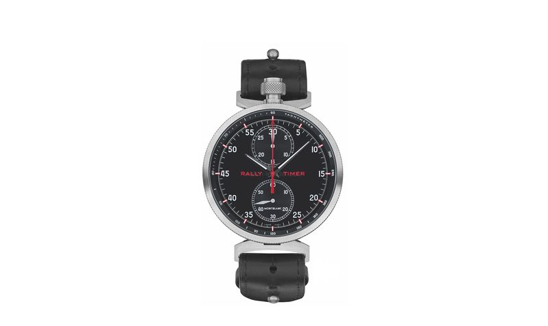 Montblanc TimeWalker Chronograph Rally timer Counter Limited Edition